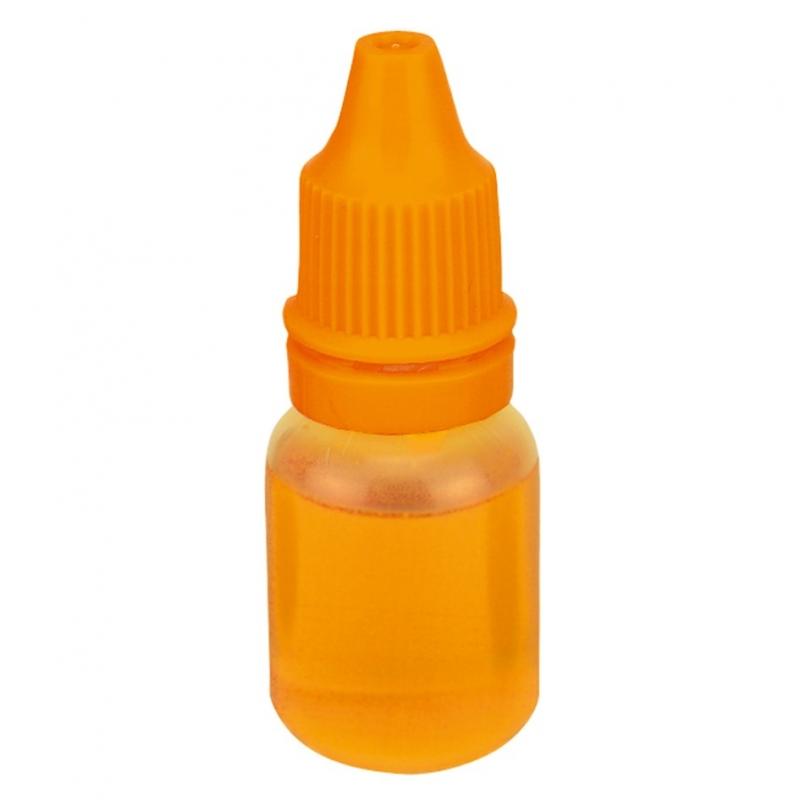 Frugtfarve orange – 10 ml
