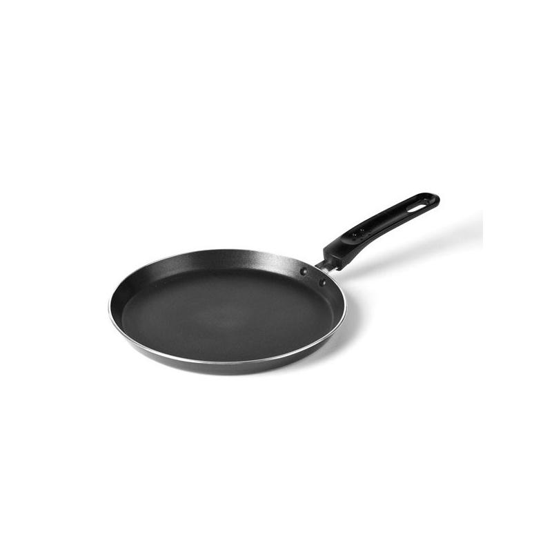 Pandekagepande - sort, ø 23 cm