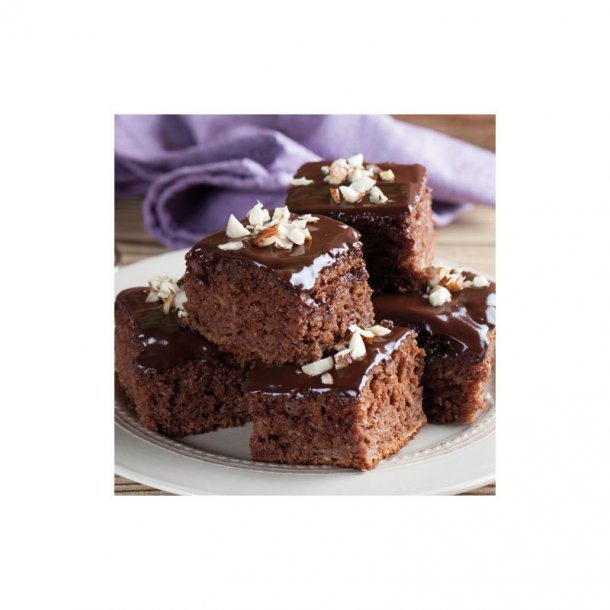 Glutenfri brownies mix - 500 gram. MHT April
