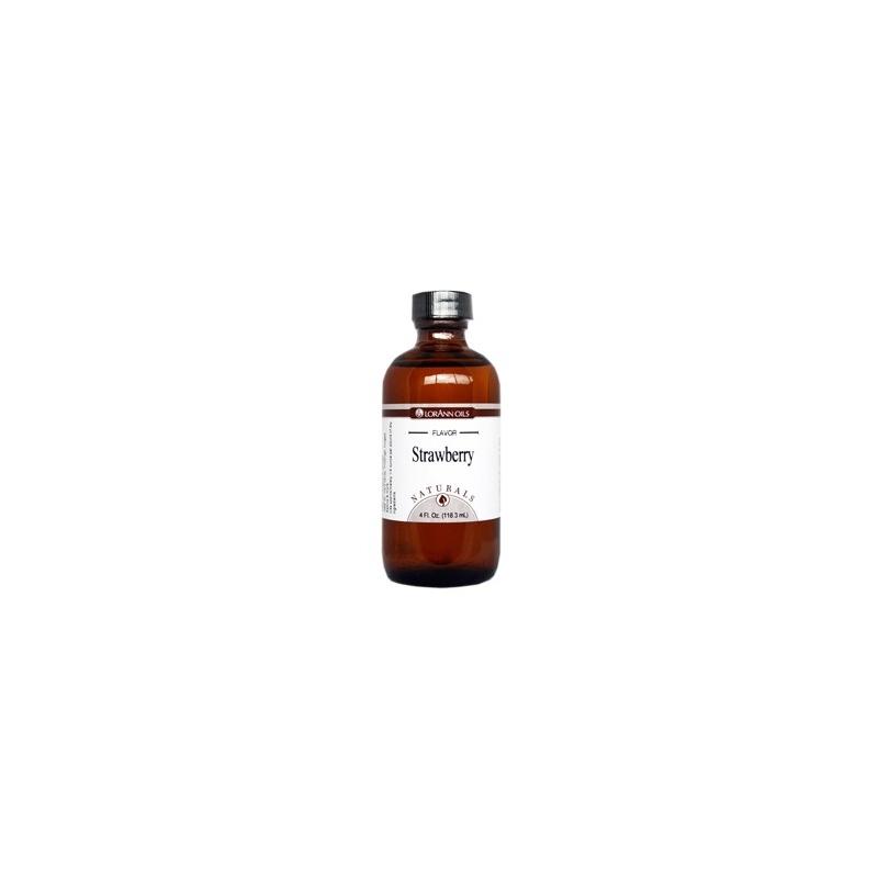 Image of   Jordbær essens - 30 ml