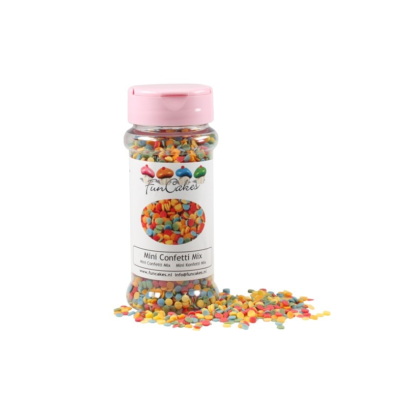 Image of   Krymmel mini konfetti mix - 60 gram