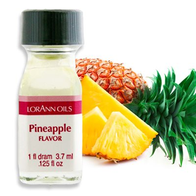 Image of   Ananas aroma - superkoncentreret, 3,7 ml