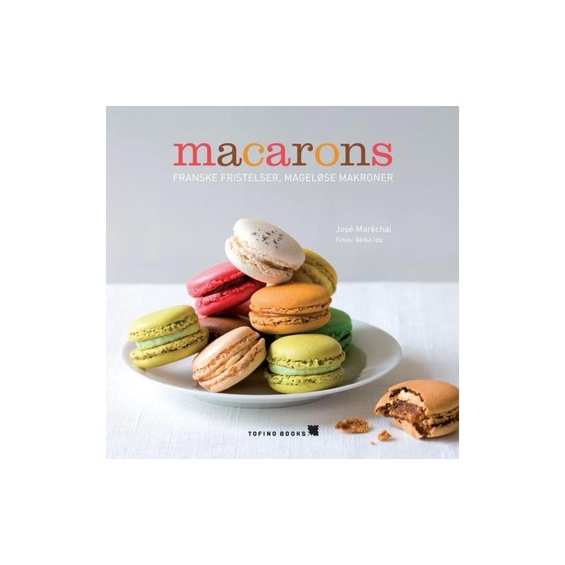 Macarons franske fristelser, mageløse makroner