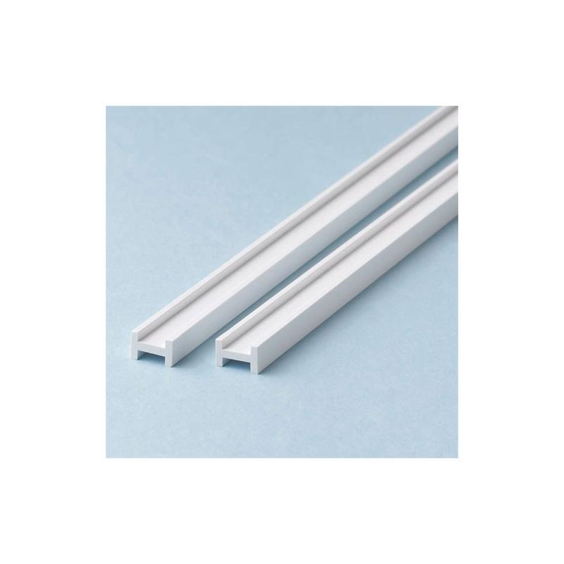Målepinde til udrulning - 4 x 6 x 381 mm
