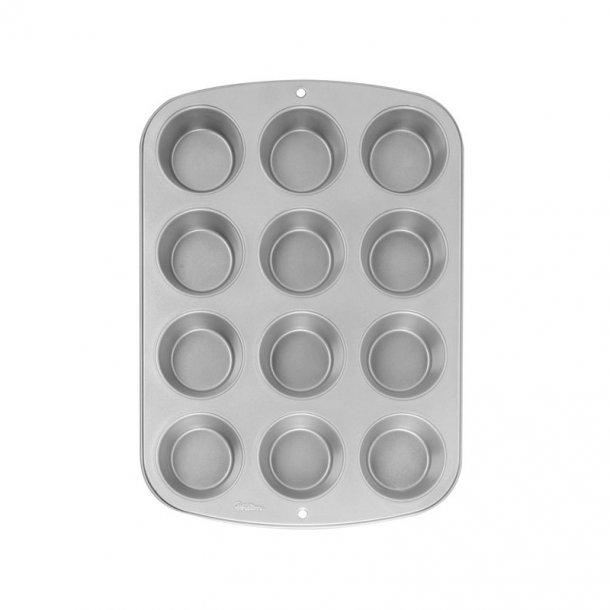 Mini muffins bageplade (12 stk.)