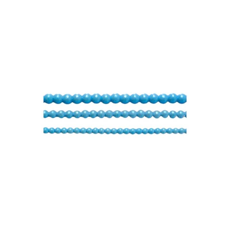 Silikoneform perlekæde - ø6, ø8 og ø10 mm