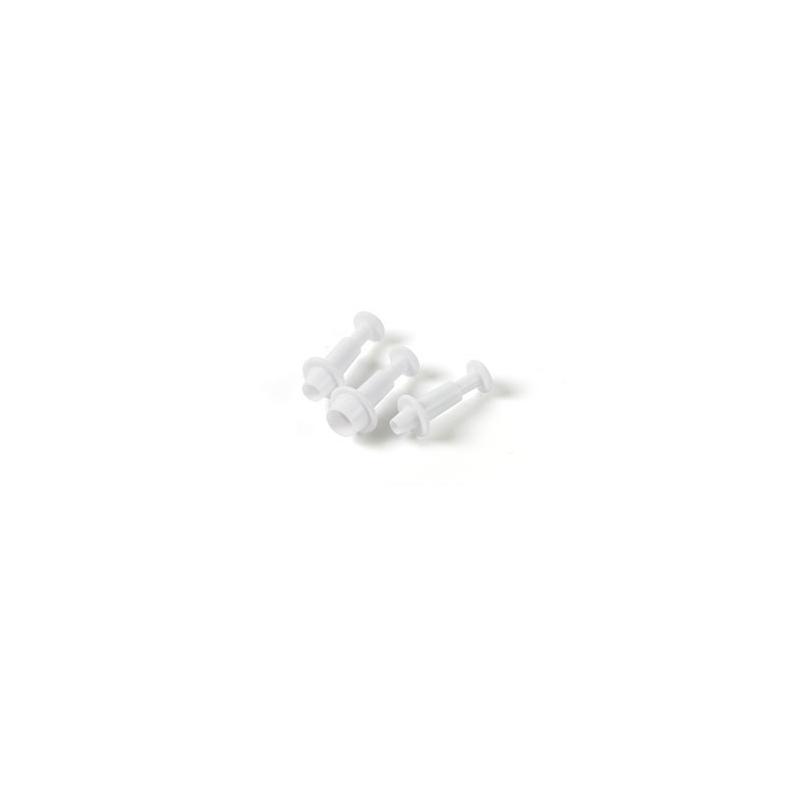 Plunger udstikkersæt cirkler (3 stk.)