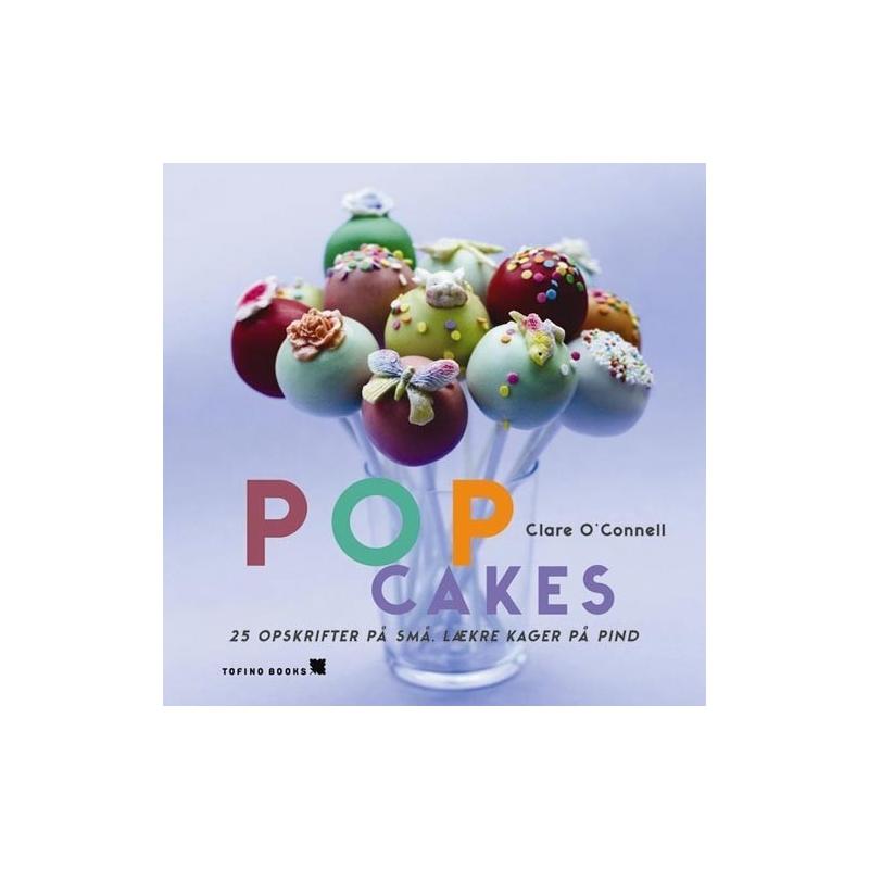Popcakes, en bog med lækre popcakeopskrifter