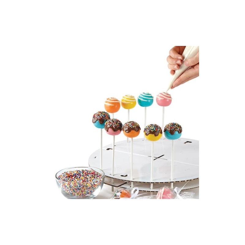 Image of   Popcakes stander - til 44 popcakes