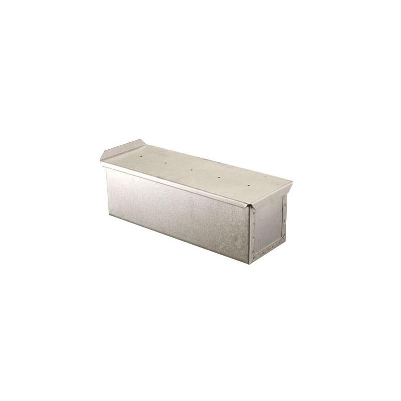 Image of   Sandwichform med låg, stål, 30 x 10 x 10 cm. 3 liter