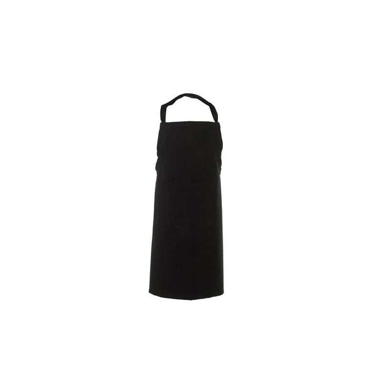 """Södahl """"Gastro"""" forklæde sort - 82x93 cm"""