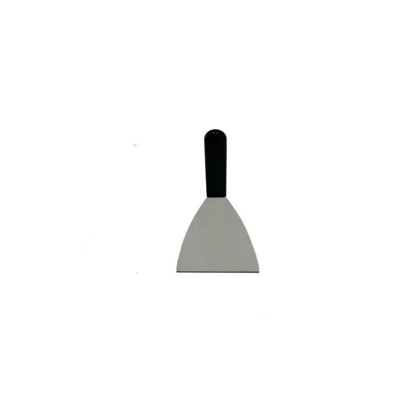 Image of   Spartel 80 mm - rustfrit stål med plastskaft
