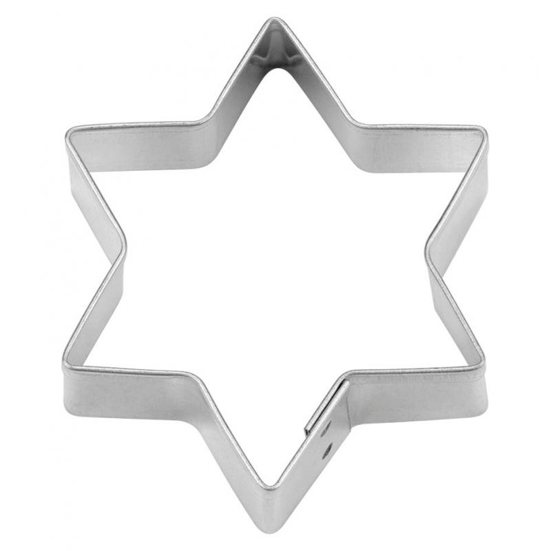 Stjerne udstikker - 6 cm