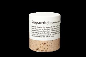 Image of Rugsurdej 100 g Økologisk fra Aurion
