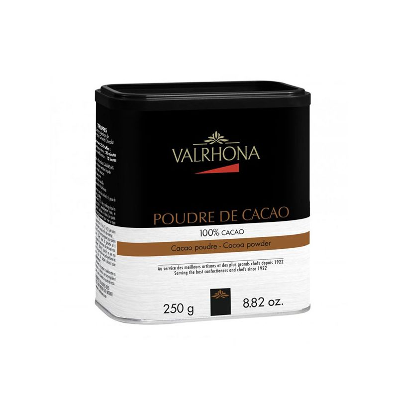 Image of   Valrhona kakaopulver - 250 gram