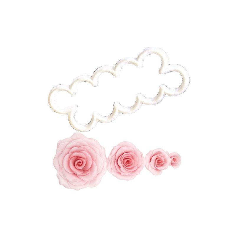 Verdens letteste rose udstikker