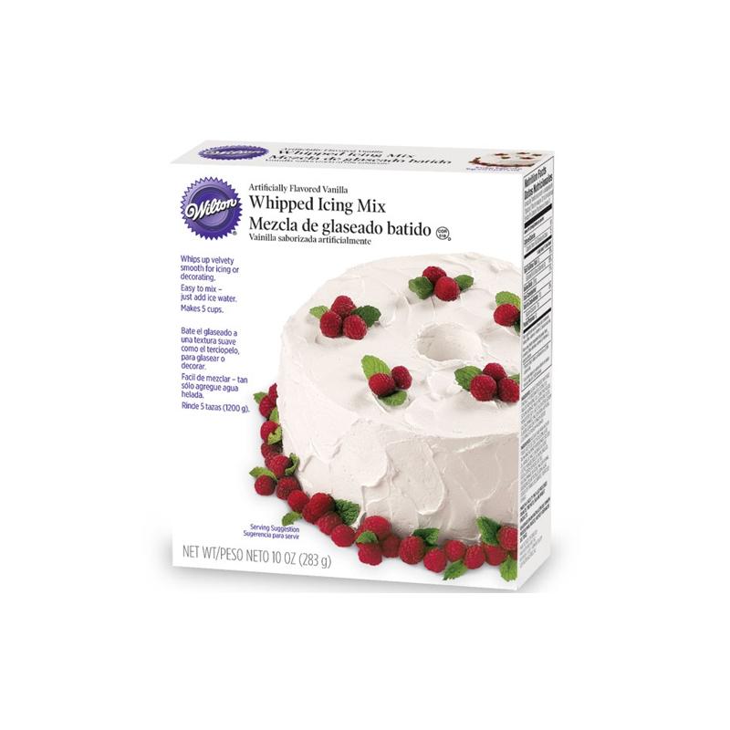 Image of   Wilton icing mix, 283 gram